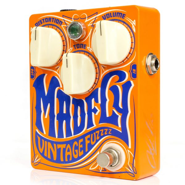Фото 2 - Dr. No Madfly Vintage Fuzz  (used).