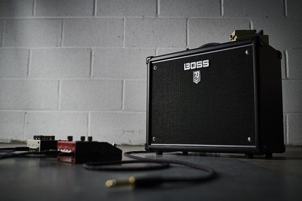 Фото 5 - Комбоусилитель Boss Katana 50 MKII Amplifier.
