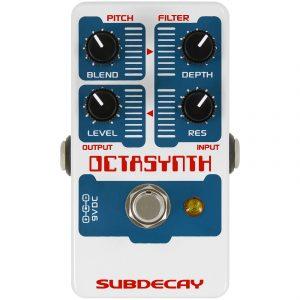 Фото 19 - Subdecay Octasynth Octave Synthesizer.