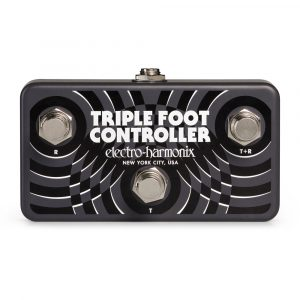 Фото 13 - Electro-Harmonix (EHX) Triple Foot Controller Remote Footswitch.