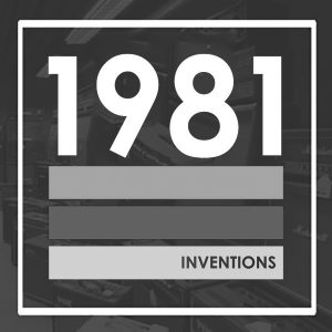 1981 Inventions