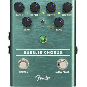 Фото 6 - Fender Bubbler Chorus.