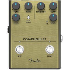 Фото 7 - Fender Compugilist  Comp/Distortion.