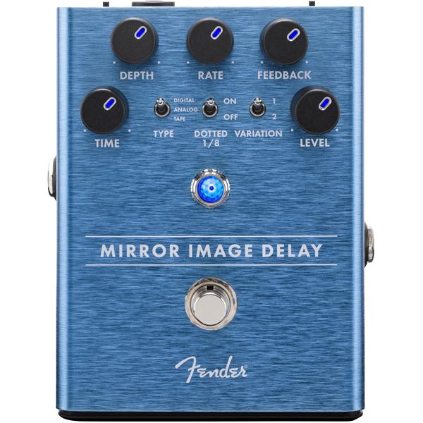 Фото 2 - Fender Mirror Image Delay.