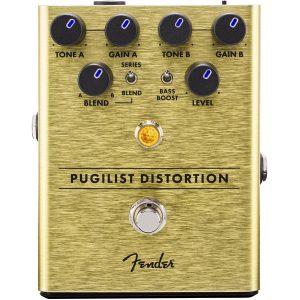 Фото 5 - Fender Pugilist Distortion.