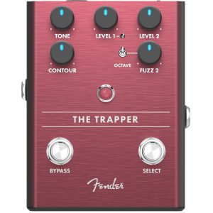 Фото 19 - Fender The Trapper Dual Fuzz.