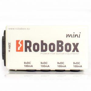 Фото 15 - Robobox Mini Power For Guitar Equipment (used).