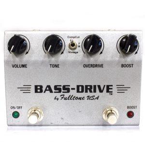Фото 10 - Fulltone Bass Drive  (used).