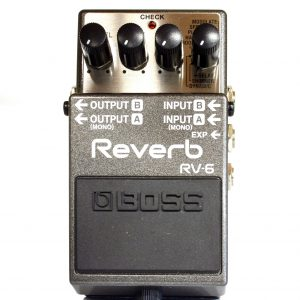 Фото 16 - JHS Pedals 3 Series Reverb (used).