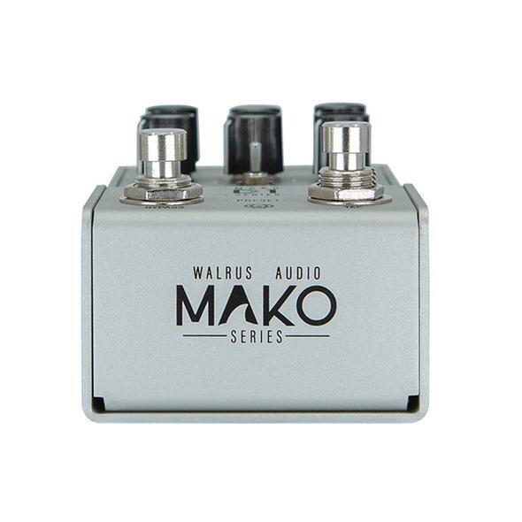 Фото 8 - Walrus Audio MAKO Series D1 High-Fidelity Stereo Delay.