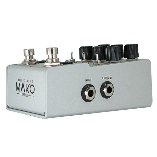 Фото 7 - Walrus Audio MAKO Series D1 High-Fidelity Stereo Delay.