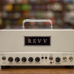 Фото 6 - Revv D20 AMP White.
