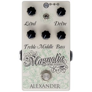 Фото 12 - Alexander Pedals Magnolia Vintage Overdrive.