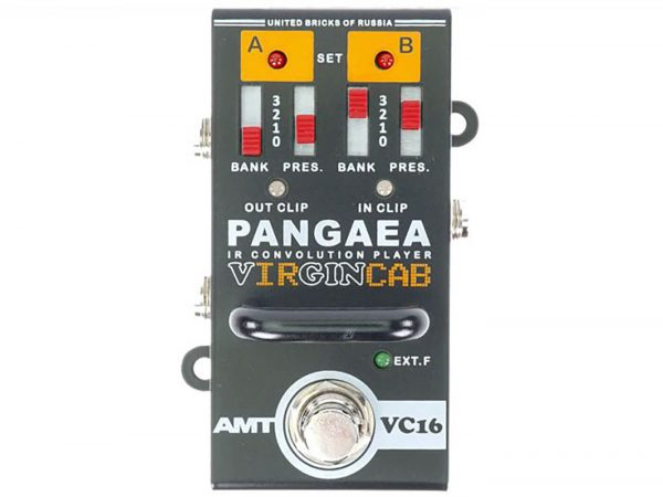 Фото 1 - AMT PANGAEA VC-16 Virgincab IR-Кабинет Эмулятор.