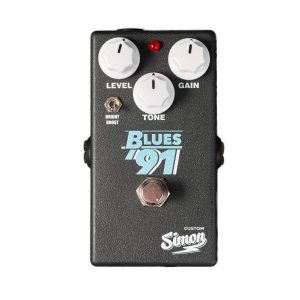 Фото 7 - Simon Custom Blues`91 Overdrive.