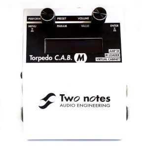 Фото 23 - Two Notes Torpedo C.A.B. M  (used).