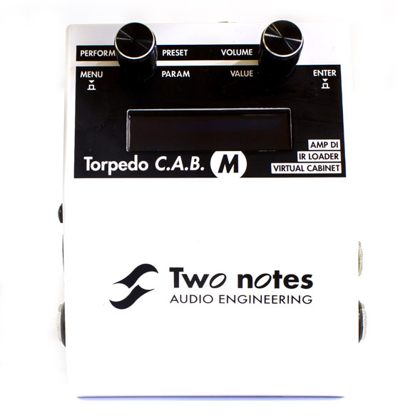 Фото 1 - Two Notes Torpedo C.A.B. M  (used).
