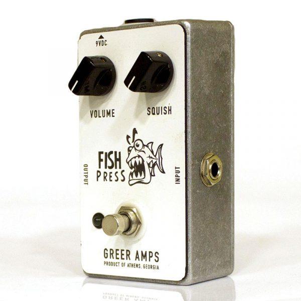 Фото 2 - Greer Amps Fish Press Compressor (used).