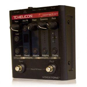 Фото 13 - TC Helicon Voicetone Correct XT вокальный эффект (used).