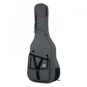 Фото 10 - Gator GT-Acoustic Grey чехол для акустической гитары.