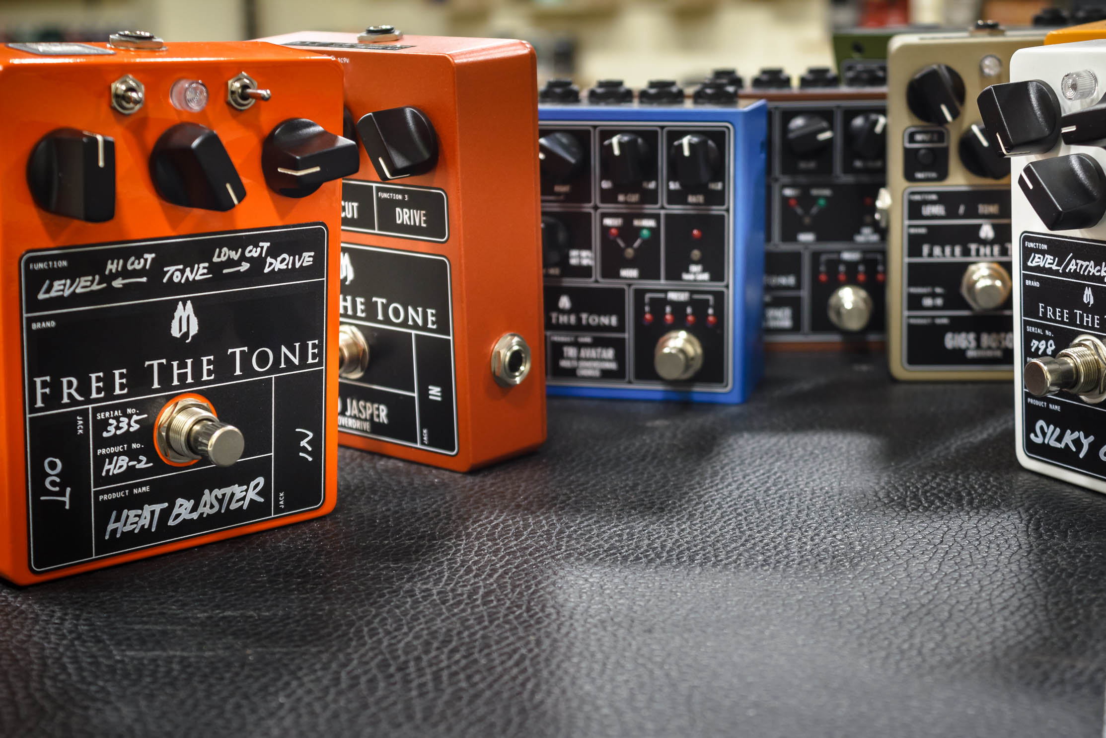 HTS (Holistic Tonal Solution) free the tone