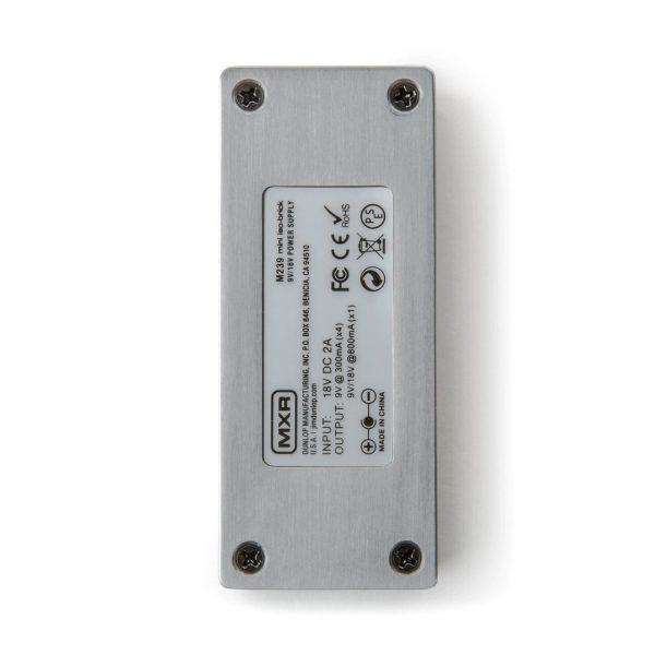 Фото 6 - MXR M239 Mini ISO-Brick блок питания для педалей эффектов.