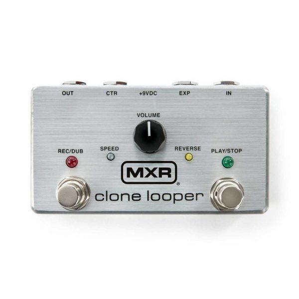 Фото 1 - MXR M303 Clone Looper Pedal лупер/сэмплер.