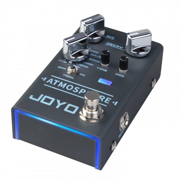Фото 7 - Joyo R-14 Atmosphere Reverb гитарная педаль эффектов.