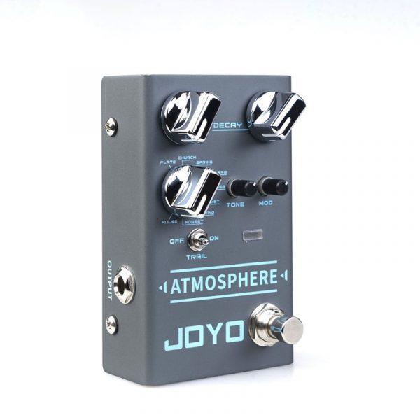 Фото 4 - Joyo R-14 Atmosphere Reverb гитарная педаль эффектов.