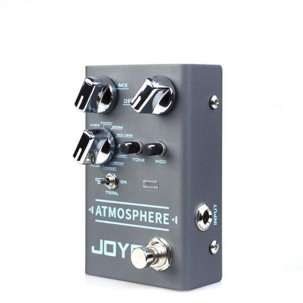 Фото 2 - Joyo R-14 Atmosphere Reverb гитарная педаль эффектов.
