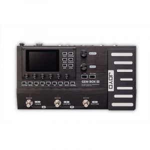 Фото 3 - JoyoGem Box III Процессор эффектов для электрогитары.