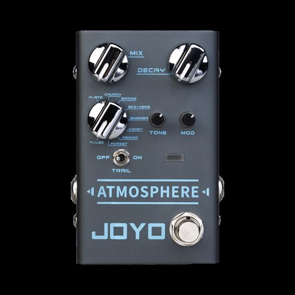 Фото 1 - Joyo R-14 Atmosphere Reverb гитарная педаль эффектов.