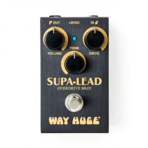 Фото 13 - Way Huge WM31 Smalls Supa-Lead Overdrive mkIII.