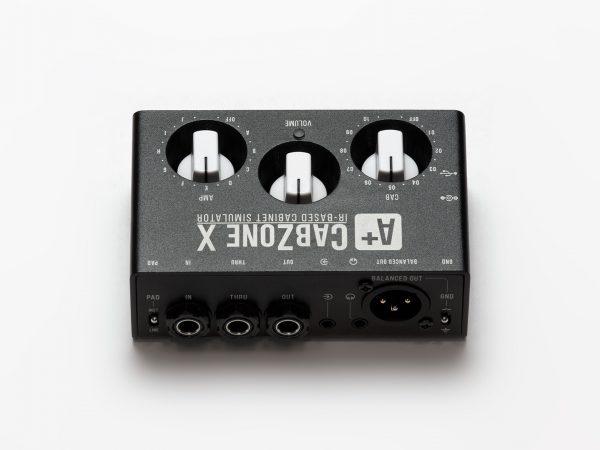 Фото 10 - A+ (Shift line) CabZone X - IR CabSim.