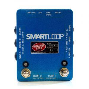 Фото 13 - Disaster Area Designs SmartLoop Stereo Loop Switcher (used).