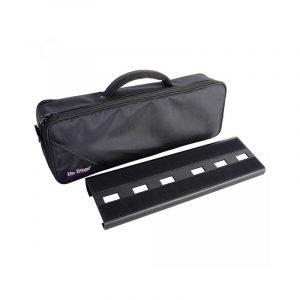 Фото 6 - OnStage GPB2000 Compact Pedal Board w/ Gig Bag.