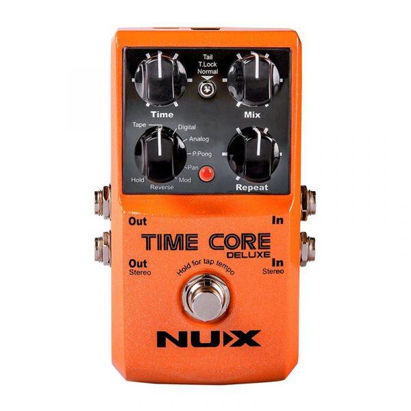 Фото 2 - NUX Time Core Deluxe Delay & Looper.