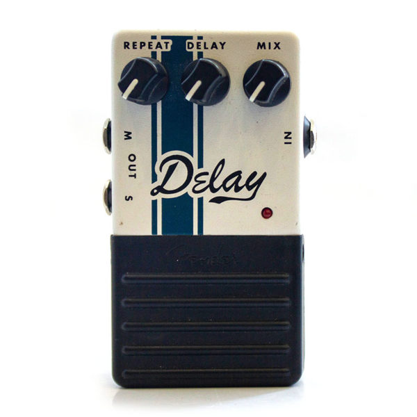 Фото 2 - Fender Competition Series Delay (used).