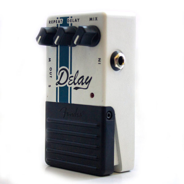 Фото 3 - Fender Competition Series Delay (used).