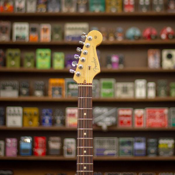 Фото 6 - Fender AM PRO Strat HSS Shaw RW 3TS (used).