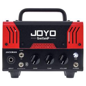 Фото 2 - Joyo BantamP Jackman усилитель для электрогитары гибридный 20Вт.