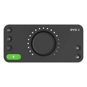 Фото 20 - Audient EVO 4 Аудиоинтерфейс.