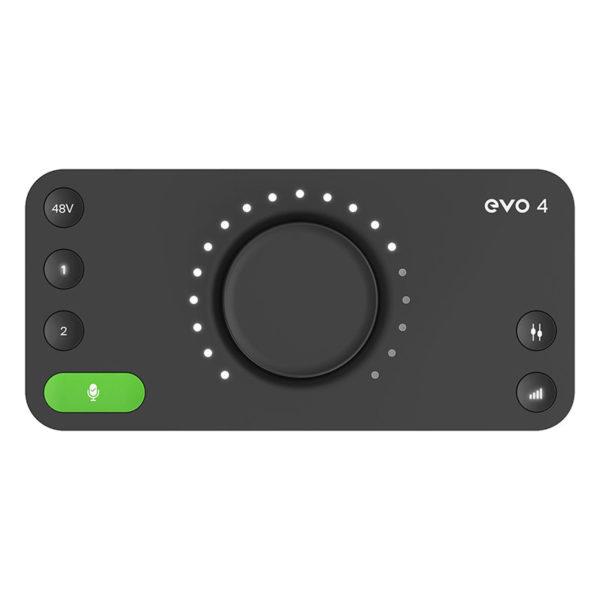 Фото 2 - Audient EVO 4 Аудиоинтерфейс.