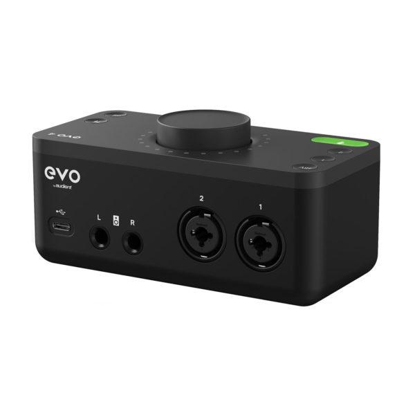 Фото 4 - Audient EVO 4 Аудиоинтерфейс.