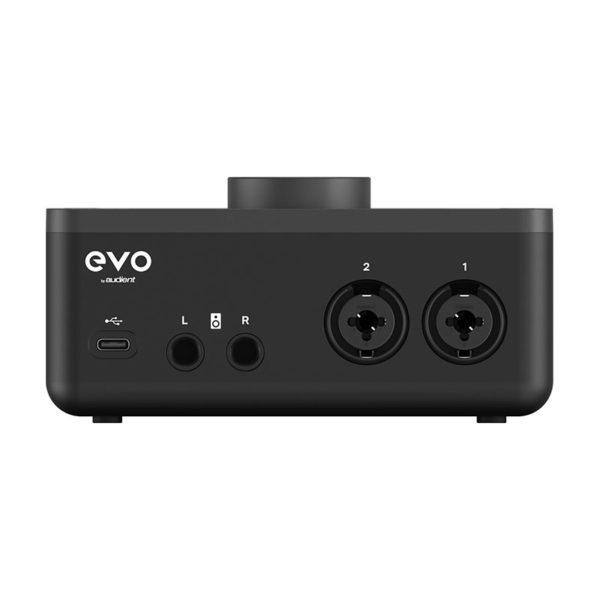 Фото 3 - Audient EVO 4 Аудиоинтерфейс.