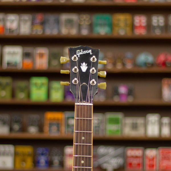 Фото 13 - Gibson ES-339 Custom Shop Antique Vintage Sunburst 2011 (used).