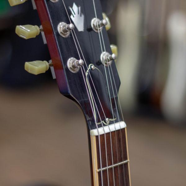 Фото 12 - Gibson ES-339 Custom Shop Antique Vintage Sunburst 2011 (used).