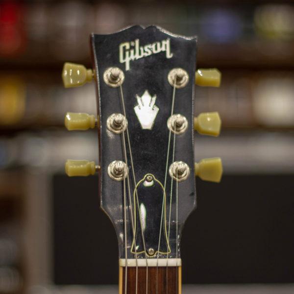Фото 11 - Gibson ES-339 Custom Shop Antique Vintage Sunburst 2011 (used).