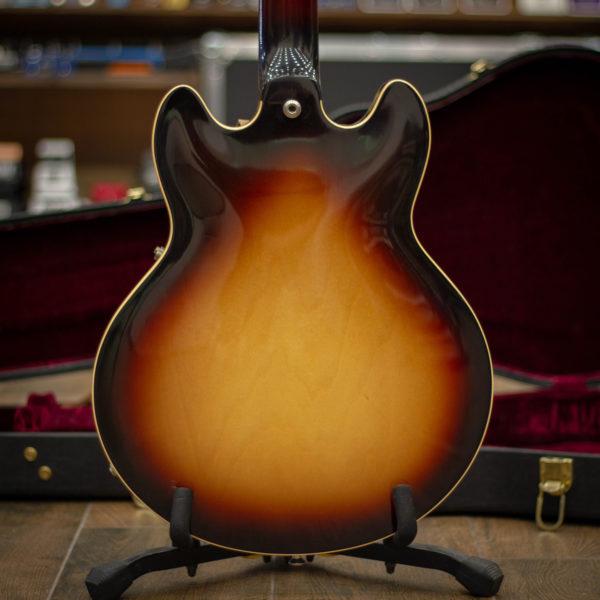 Фото 5 - Gibson ES-339 Custom Shop Antique Vintage Sunburst 2011 (used).