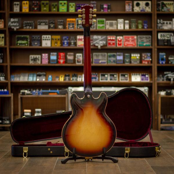 Фото 3 - Gibson ES-339 Custom Shop Antique Vintage Sunburst 2011 (used).